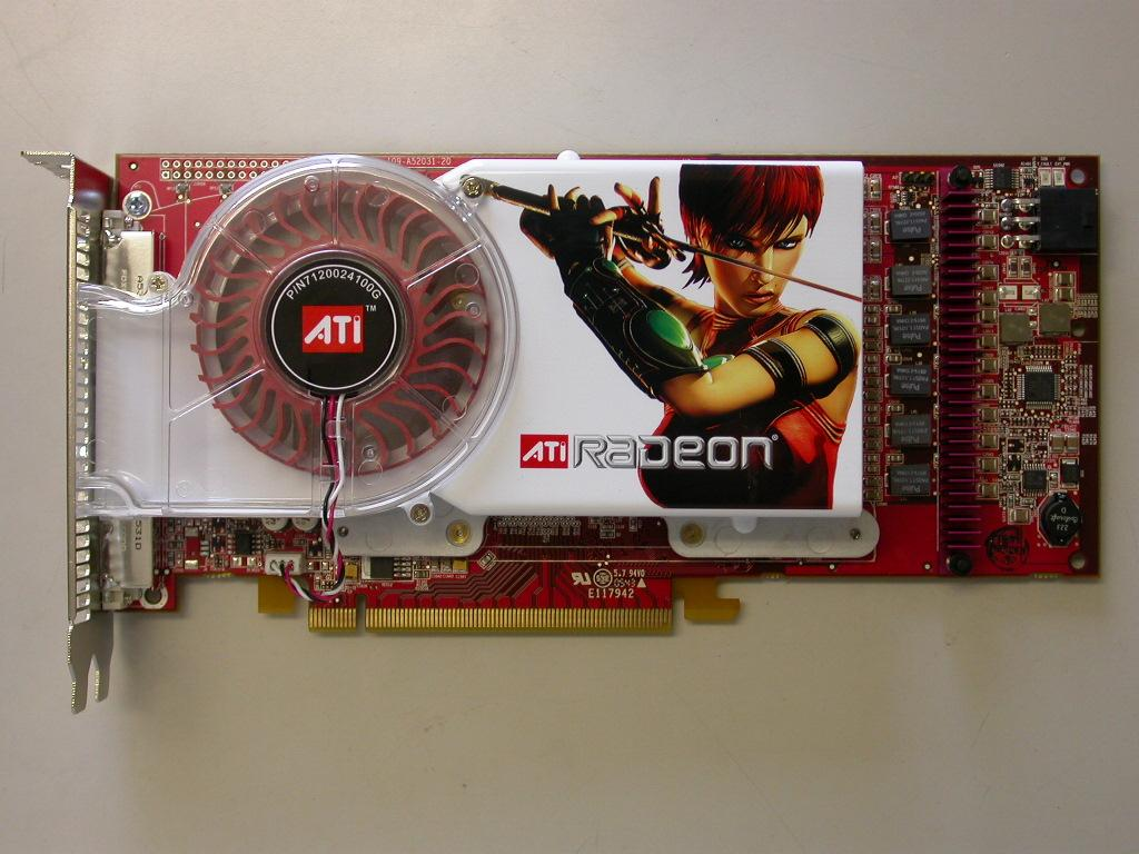Radeon X1800 Driver Download